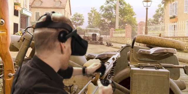 Medal of Honor: Above and Beyond je VR akcí od studia Respawn