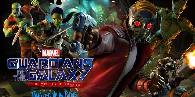 Adventura Guardians of the Galaxy od Telltale vyjde v dubnu