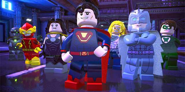 LEGO DC Super-Villains: trable z alternativní reality (recenze)