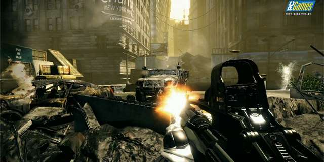 Detaily a galerie z Crysis 2