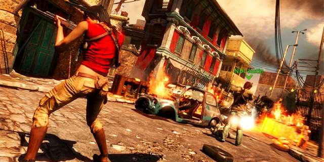 Uncharted 2 i s multiplayerem