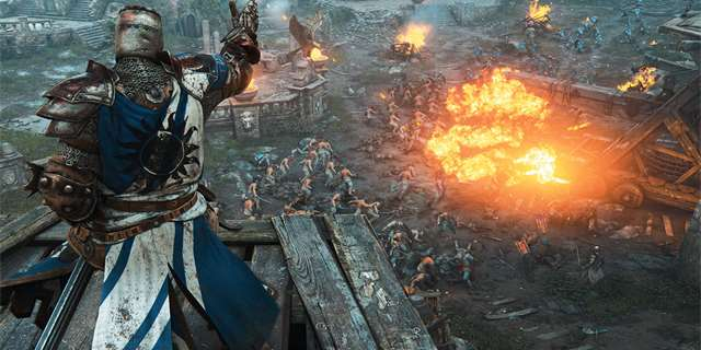 Ubisoft oznamuje For Honor pro PS4, Xbox One a PC