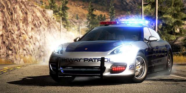 Preview: Need for Speed: Hot Pursuit – kdo ujede, vyhraje
