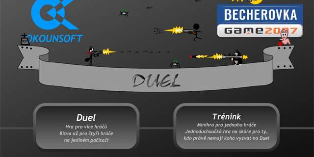 Duel: Becherovka Game