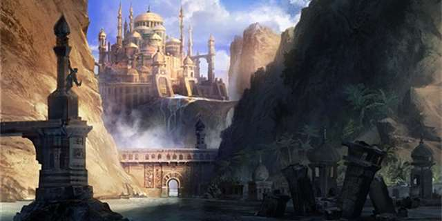 Preview: Prince of Persia: The Forgotten Sands – proti času