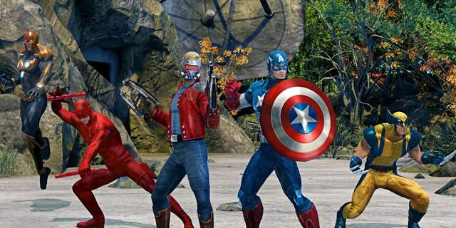 Marvel Heroes Omega pro PS4 a Xbox One odhaleny