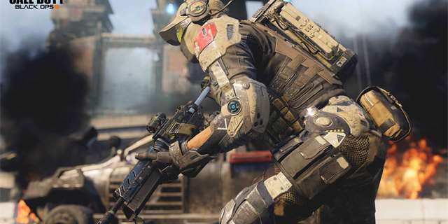 Call of Duty: Black Ops 3 - pokrytci do zbraně!