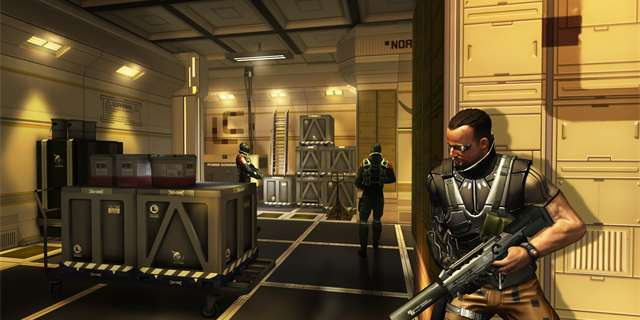 Oznámen Deus Ex: The Fall pro iPhone a iPad