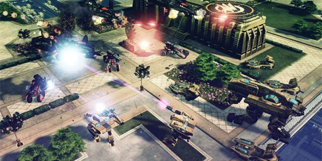 Galerie Command & Conquer 4