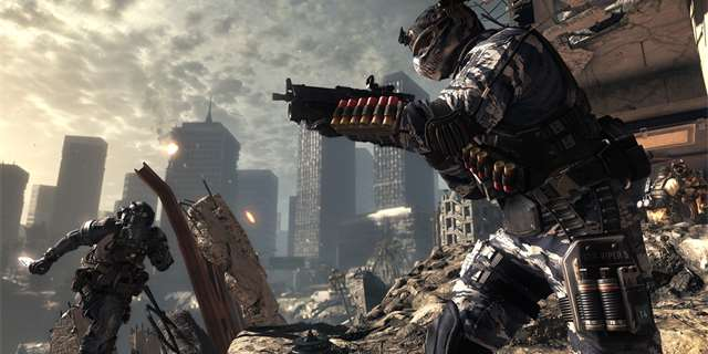 Odhalen multiplayer z Call of Duty: Ghosts