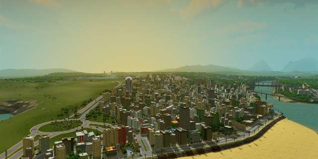 Cities: Skylines PlayStation 4 Edition odhalena