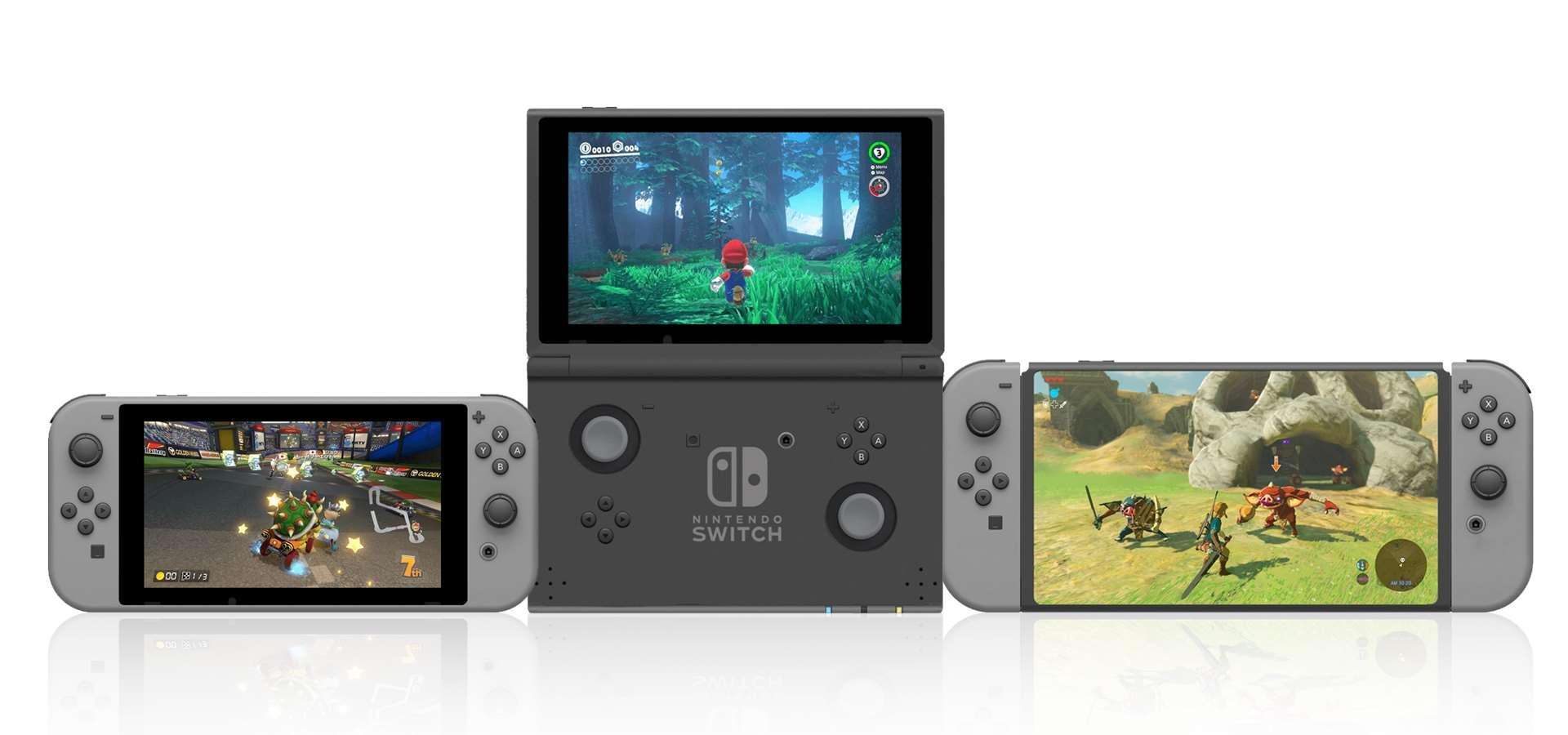 cc3c4fc16 Chystají se nové revize konzole Nintendo Switch? – Doupě.cz