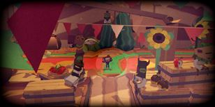 Tearaway: Unfolded - Playstation Experience trailer