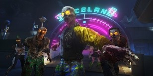 Call of Duty: Infinite Warfare odhaluje Zombies in Spaceland