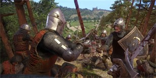 Kingdom Come: Deliverance dostane na PS4 v den vydání obří patch