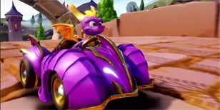 Do Crash Team Racing: Nitro-Fueled míří dráček Spyro i jeho kumpáni