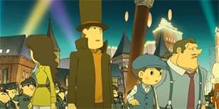Professor Layton and the Miracle Mask – pro chytré hlavy (recenze)