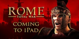 Strategie Rome: Total War se chystá na iPad