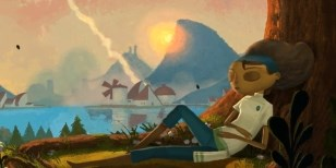 Broken Age: The Complete Adventure ve startovním traileru