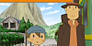 Recenze: Professor Layton and Pandora