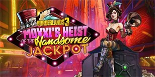 Heist of the Handsome Jackpot DLC ve startovním traileru
