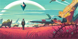 No Man's Sky obdržel masivní update The Path Finder