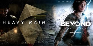 Heavy Rain & Beyond: Two Souls Collection (recenze)