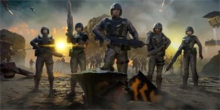 V strategii Starship Troopers: Terran Command dáte broukům co proto
