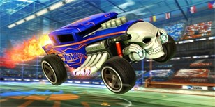 Do Rocket League dorazil Hot Wheels update