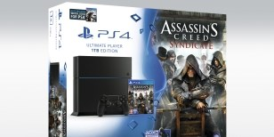 Ubisoft odhalil Assassin's Creed: Syndicate PS4 bundle