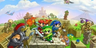 Trailer představuje The Legend of Zelda: Tri Force Heroes