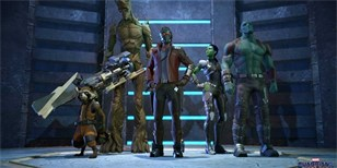 Guardians of the Galaxy od Telltale hýří v novém traileru akcí a humorem