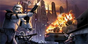 Retro koutek: Star Wars Battlefront