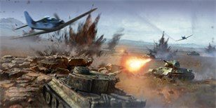 War Thunder: Ground Forces – ze vzduchu na zem