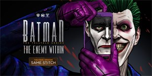 Batman: The Enemy Within a dvojitý trailer na Jokera vás chce poplést