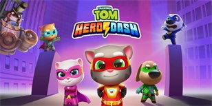 Talking Tom Hero Dash: běž Tome, běž | recenze