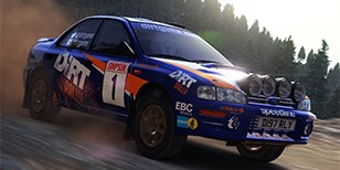 Nový Dirt Rally se objevil na Steam Early Access za €25