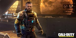 Šampión UFC Conor McGregor se objeví v Call of Duty: Infinite Warfare