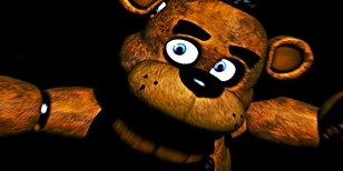 Z hříčky Five Nights at Freddy