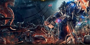 Space Hulk Deathwing: Enhanced Edition - vesmírné strasti (recenze)