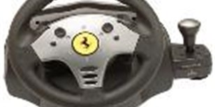 Thrustmaster Ferrari Force Feedback Wheel