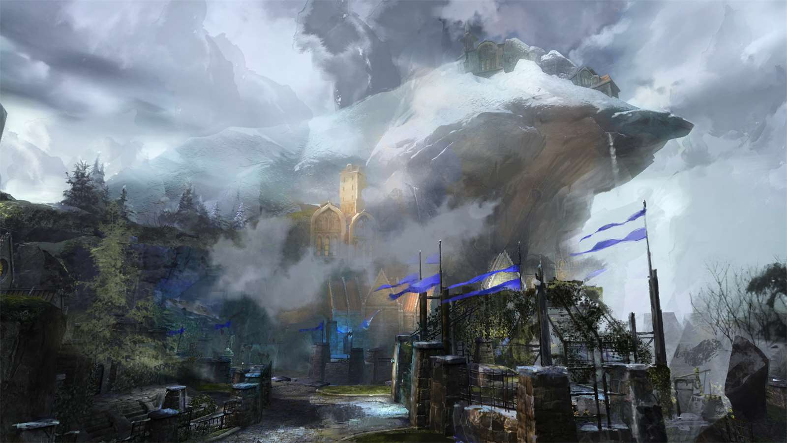 Galerie - Guild Wars 2: Heart of Thorns - něco na zub – Doupě.cz
