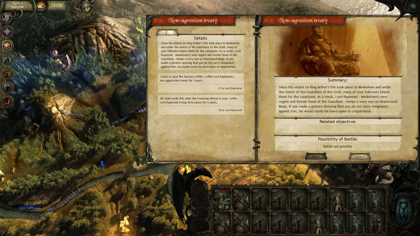 Galerie - King Arthur 2: The Role-Playing Wargame (recenze) – Doupě.cz